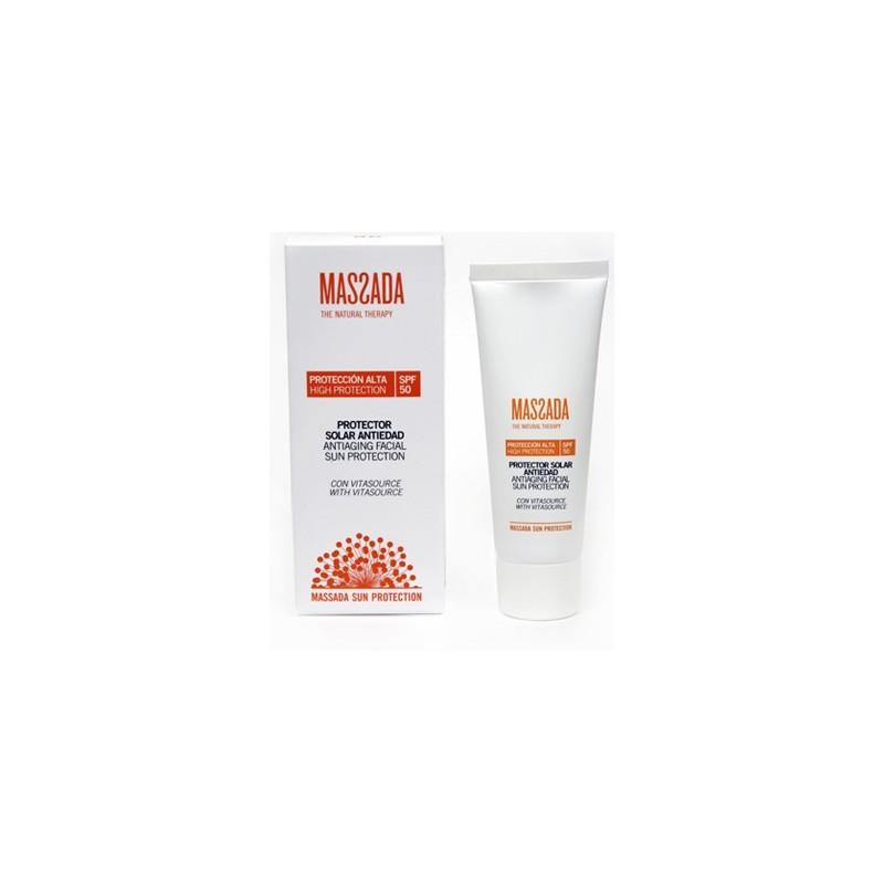 Crème Protection Solaire Visage SPF50 50 ml