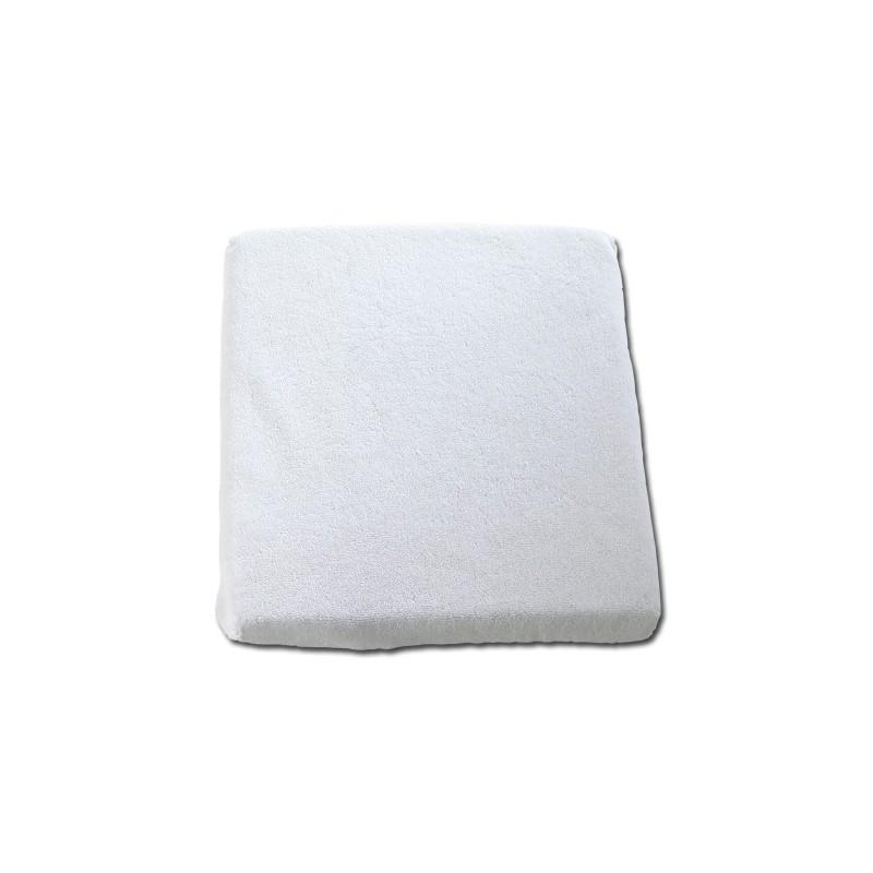 Coussin manucure blanc