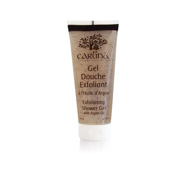 Gel Douche Exfoliant àl'Argan 200 ml