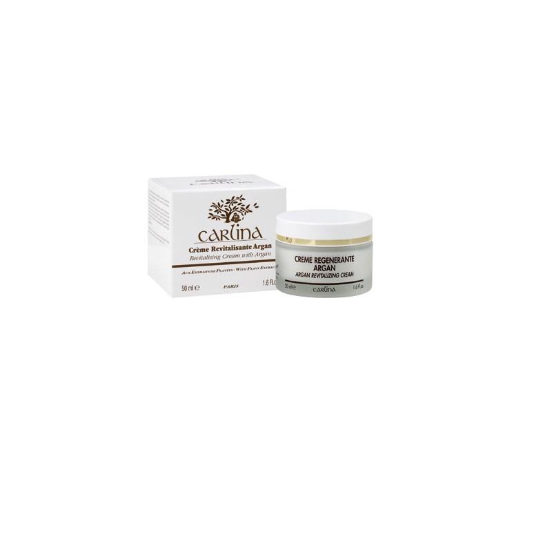 Crème Revitalisante Visage à l'Argan 50 ml