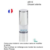Pigment Airless Colour Diluant Biotic Phocéa 13 ml