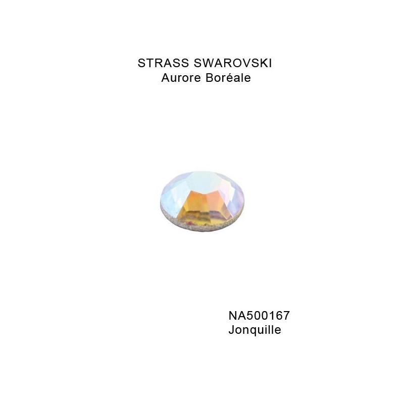 Strass Swarovski Effet Aurore Boréale