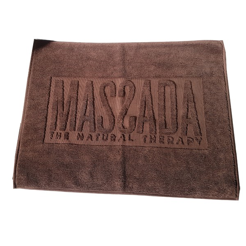 Tapis de sol marron Massada