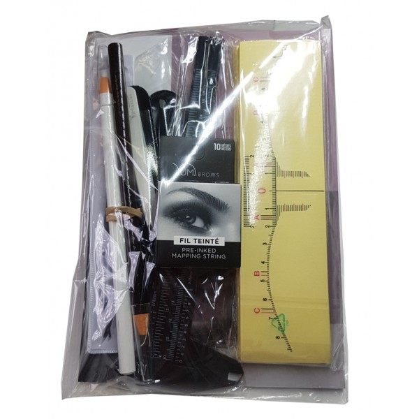 Kit Accessoires Yumi Brows