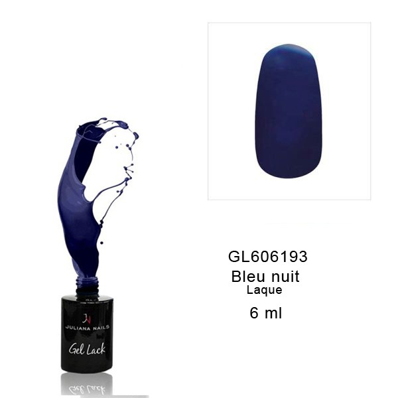Vernis Semi-Permanent Bleu vert 6 ml