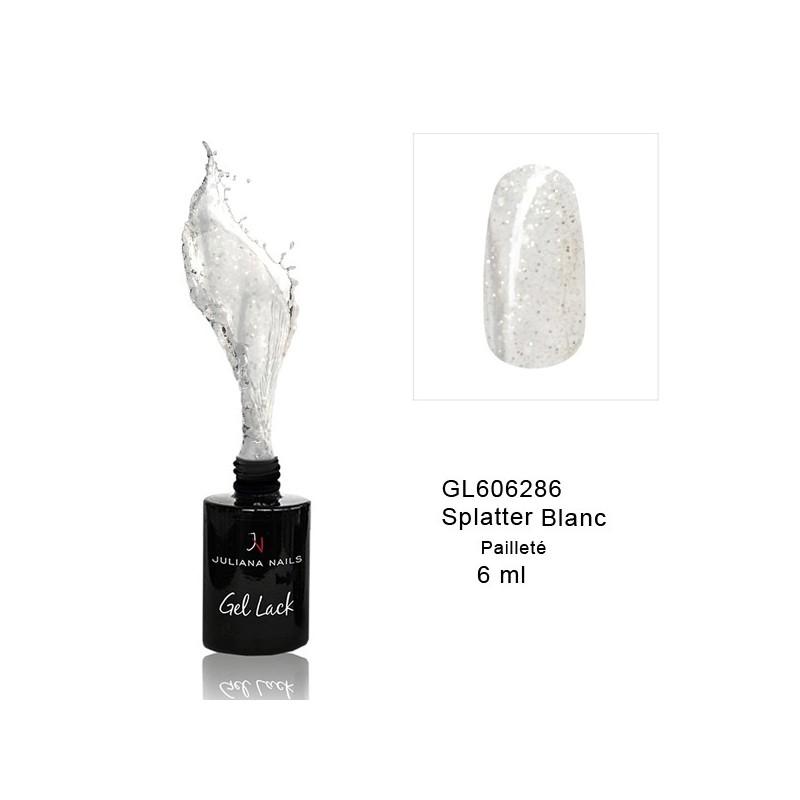 Vernis Semi-Permanent pailleté-perle 6 ml