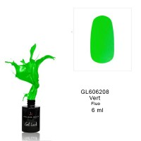 Vernis Semi-Permanent fluo-cocktail 6 ml