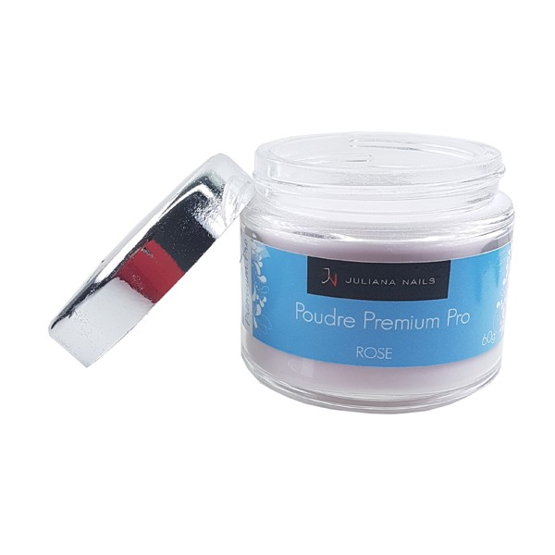 Poudre Acrylique Prenium Pro Rose 60 grs