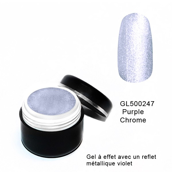 Gel de Couleur Chrome 5 g