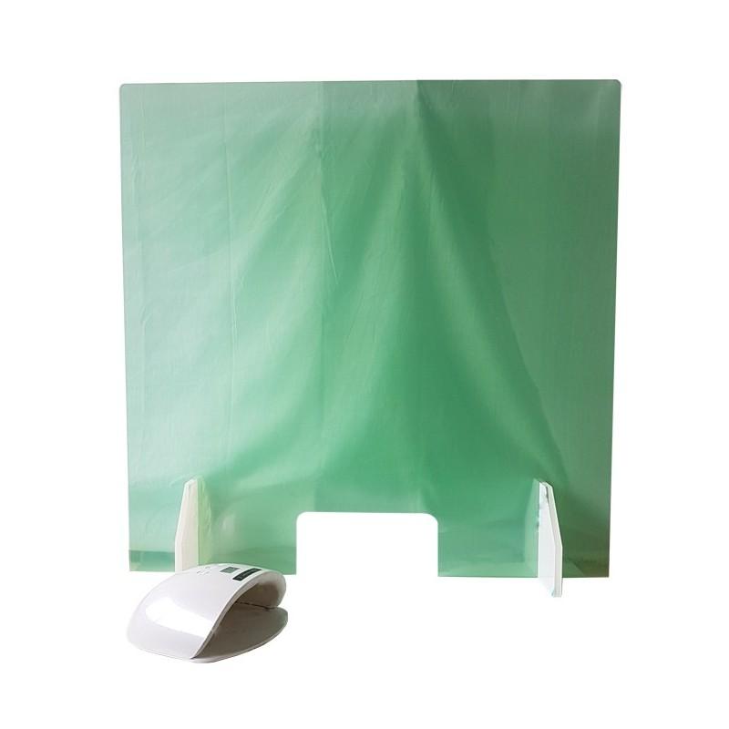 Cloison de Protection Plexi 75cm x 75 cm