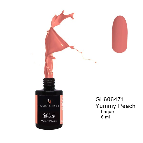Vernis Semi-Permanent Naked Touch 6 ml
