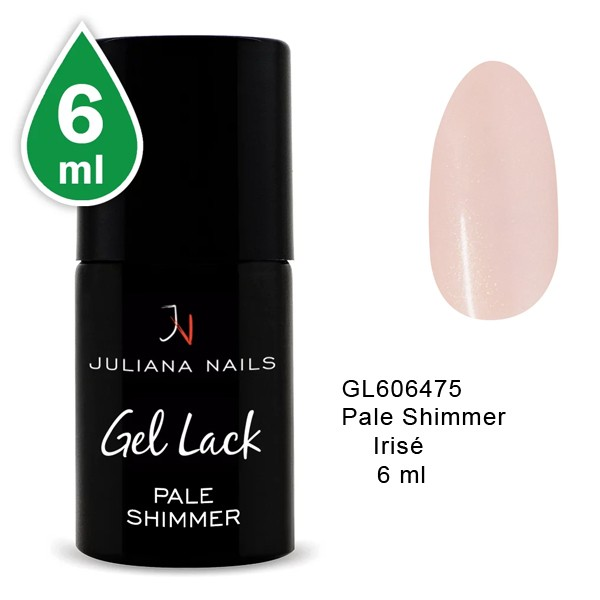Vernis Semi-Permanent Pale shimmer 6 ml