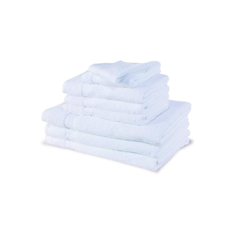 Serviette blanche 70 x 140 cm