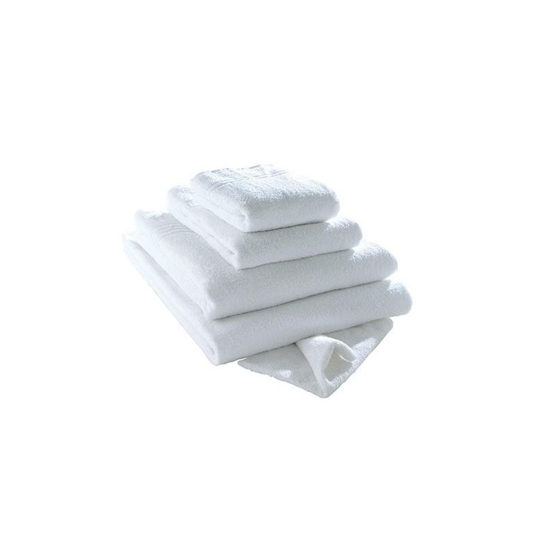 Serviette blanche 50x90cm