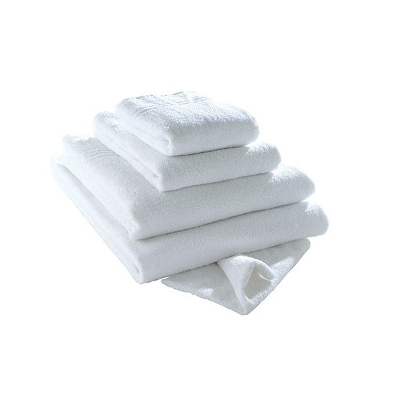 Serviette blanche 140x165cm