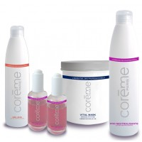 Kit Pro Peeling Acide Glycolique Coreme