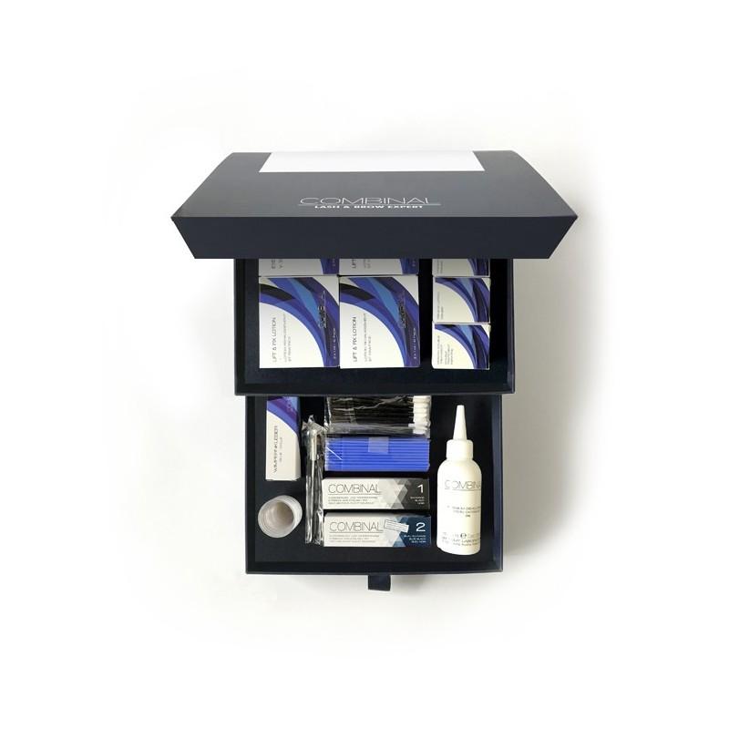 Kit Kératine Lash Lift , Réhaussement/Teinture/Soin