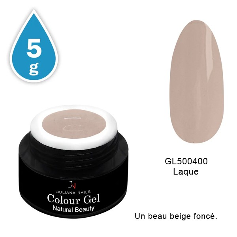 Gel Couleur Natural Beauty 5 grs