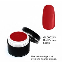 Gel Couleur Red Passion 5 grs