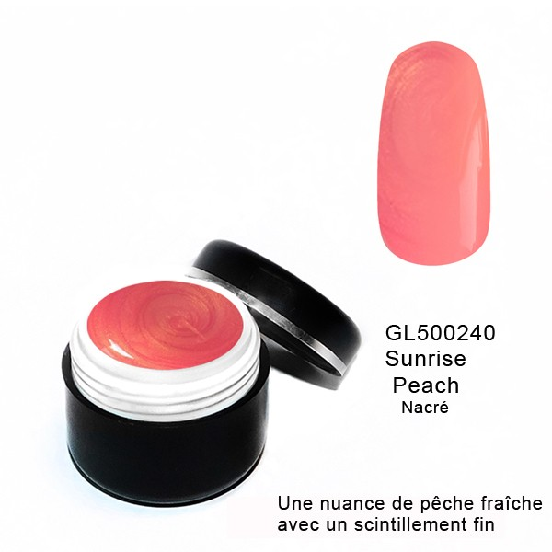 Gel Couleur Lipstick Swatch 5 grs