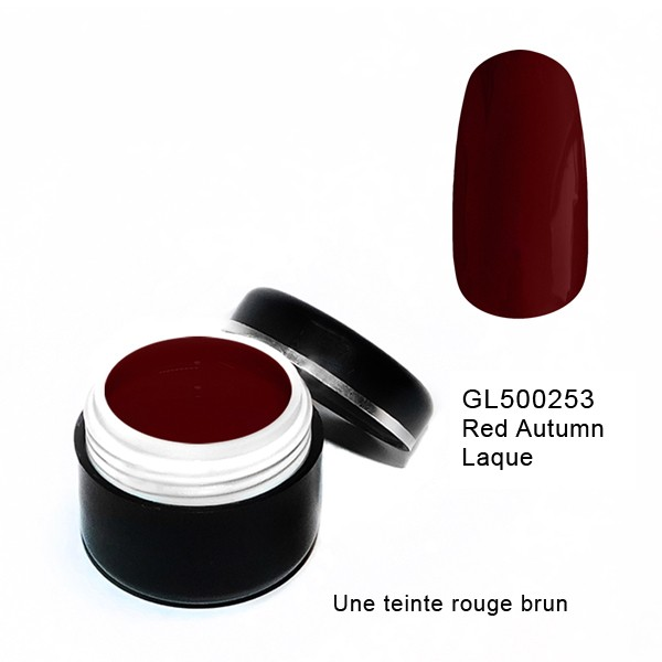 Gel Couleur Red Autumn 5 grs