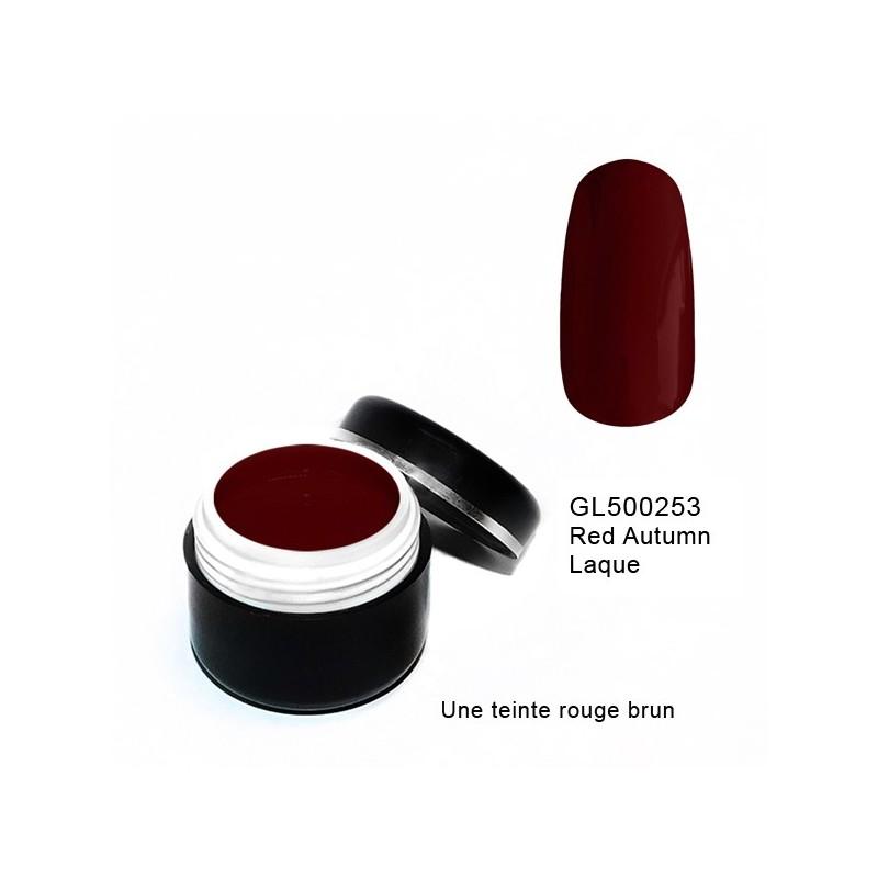 Gel Couleur Red Autumn 5 grs