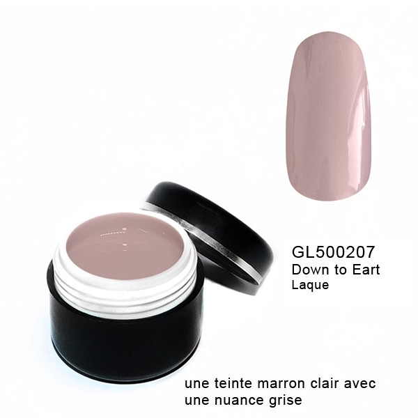 Gel Couleur Down To Earth 5 grs