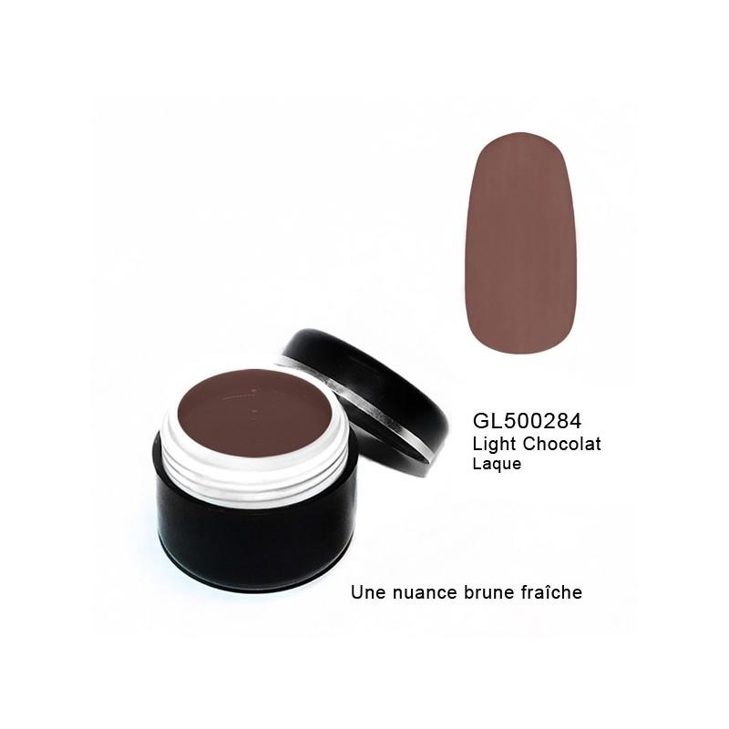 Gel Couleur Light Chocolat 5 grs