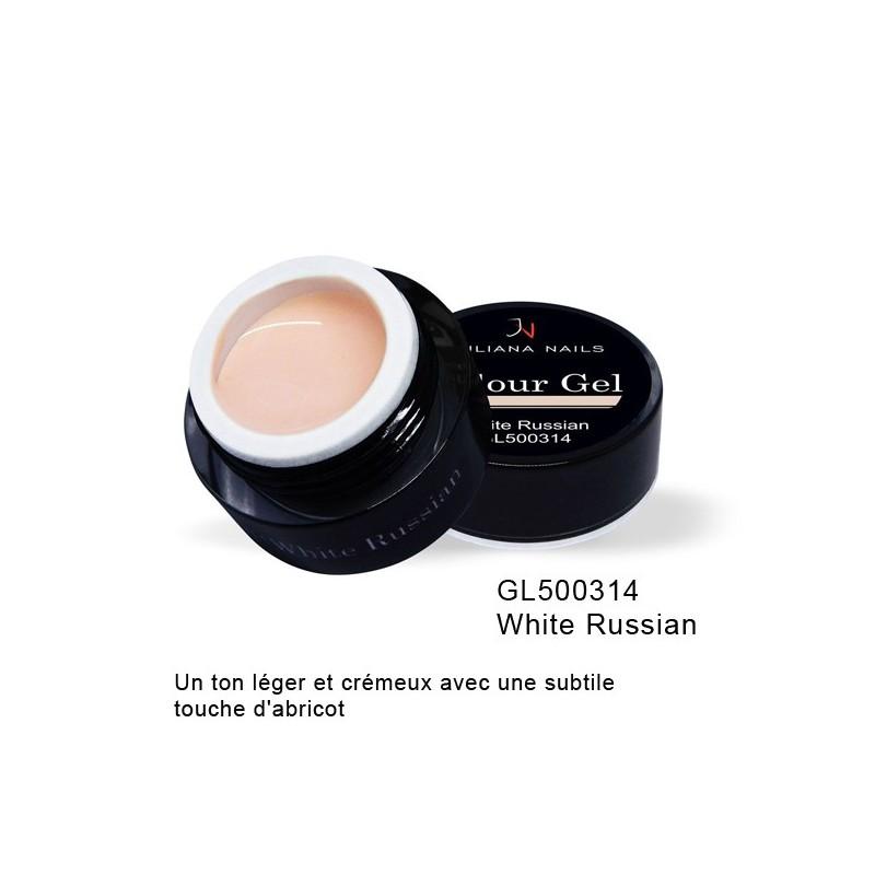 Gel Couleur White Russian 5 grs