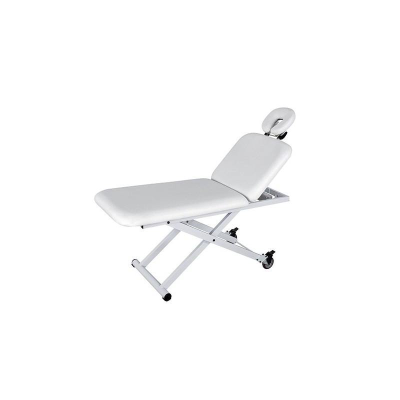 Table de soins électrique, pieds en X