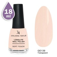 Vernis à Ongles Effet Gel Nude 18ml