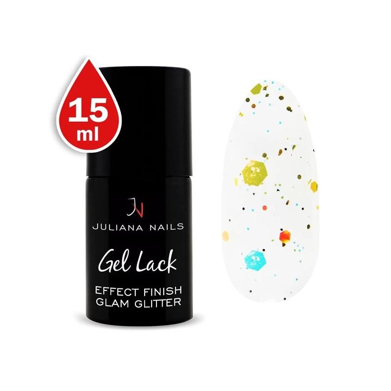 Effect Finish Glam Glitter 15ml