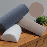 Coussin Nuque/Dos/Genou Taupe