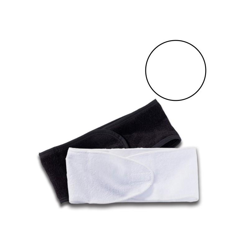 Bandeau Prestige Double Face Blanc