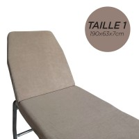 Housse pour Table Taille 1 Taupe