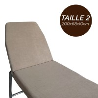 Housse pour Table Taille 2 Chocolat
